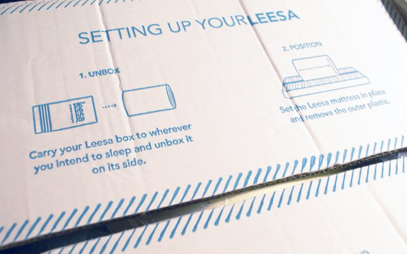 leesa-unbox