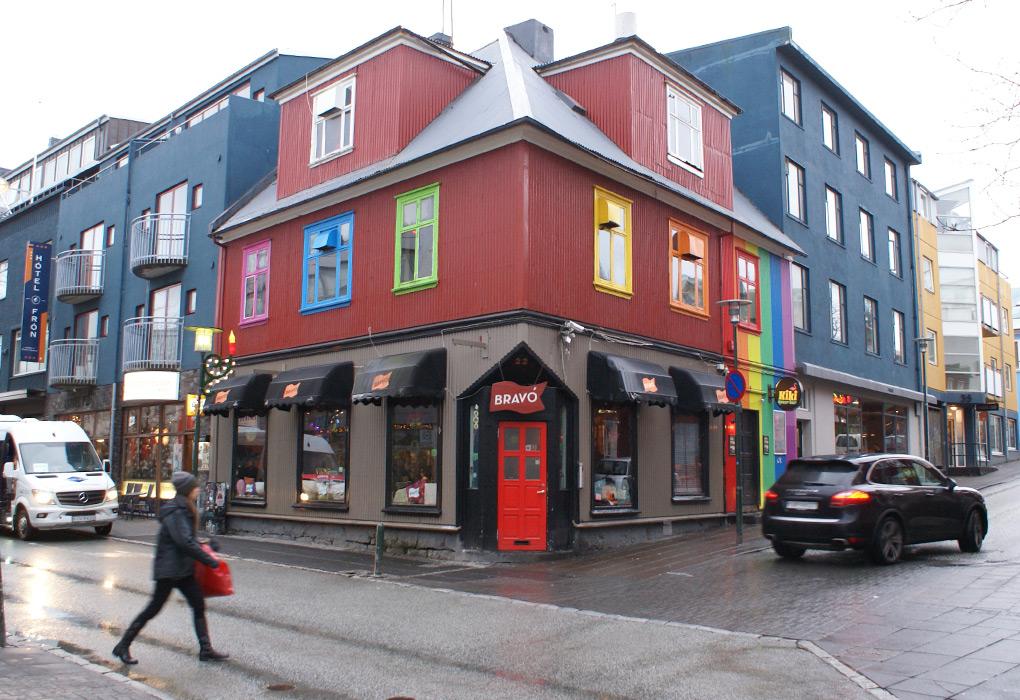 Downton Reykjavik