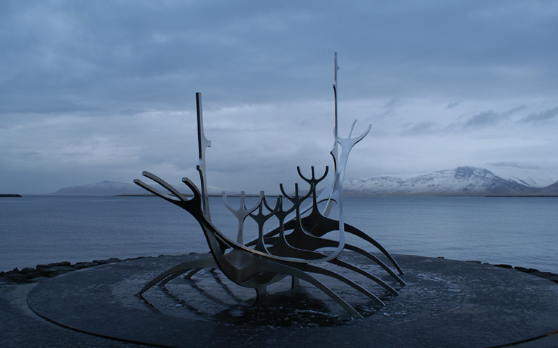 Solfar - Sun Voyager Reykjavik