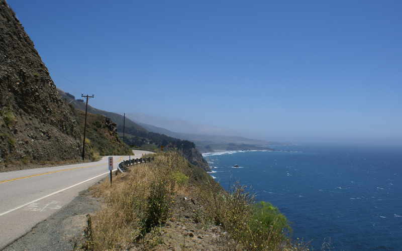 coast road california
